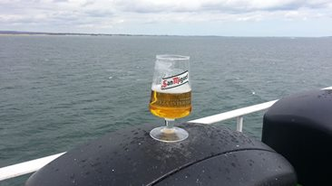 Over the Edge Ferry Beer Image