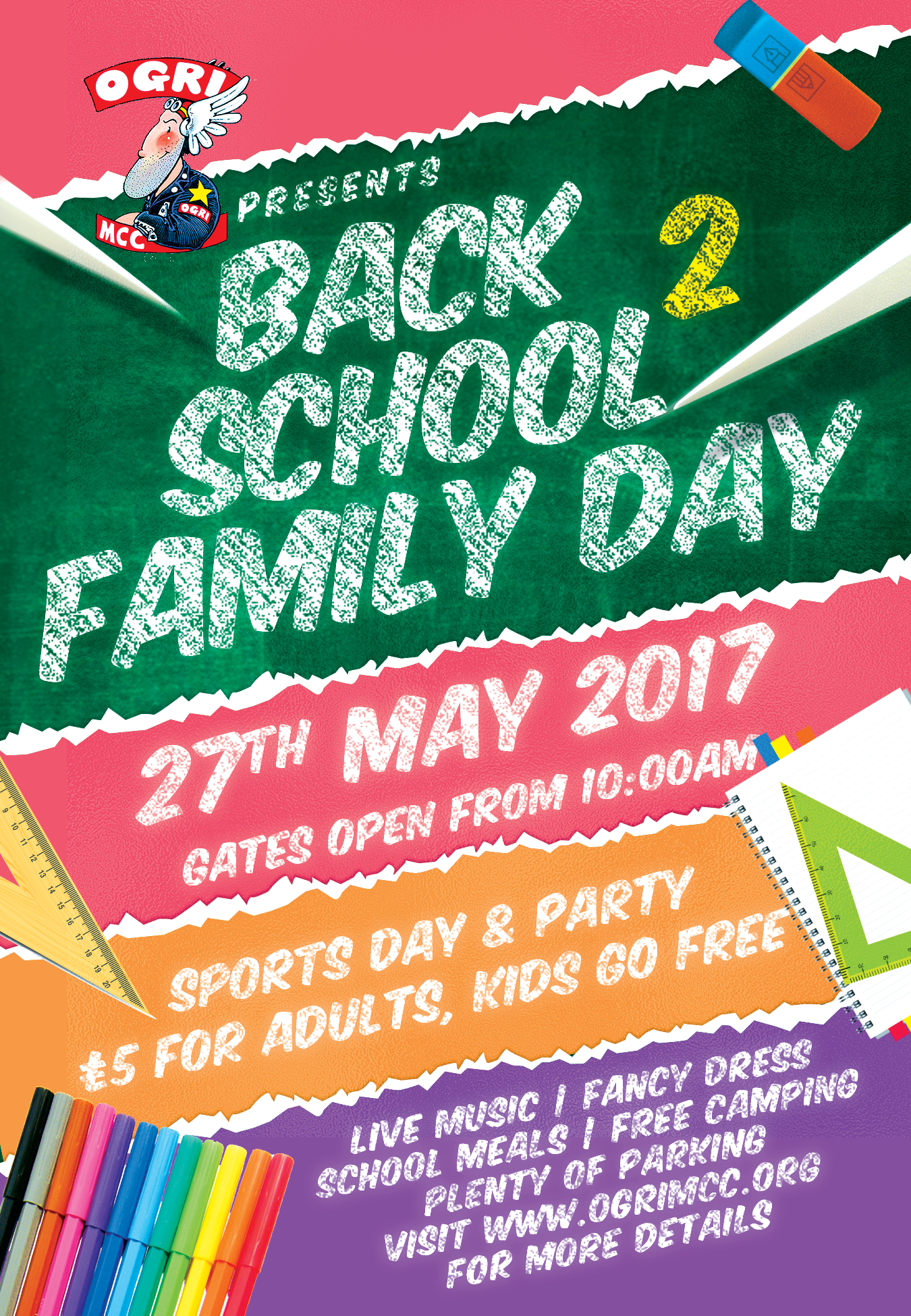 Back to School 2017 Flyer