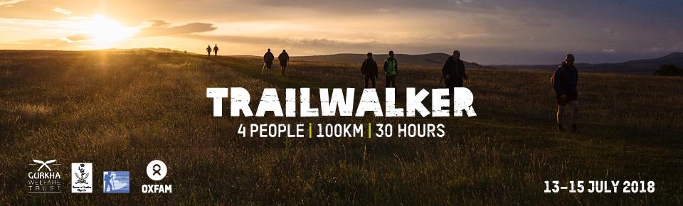 Trailwalker Challenget banner image