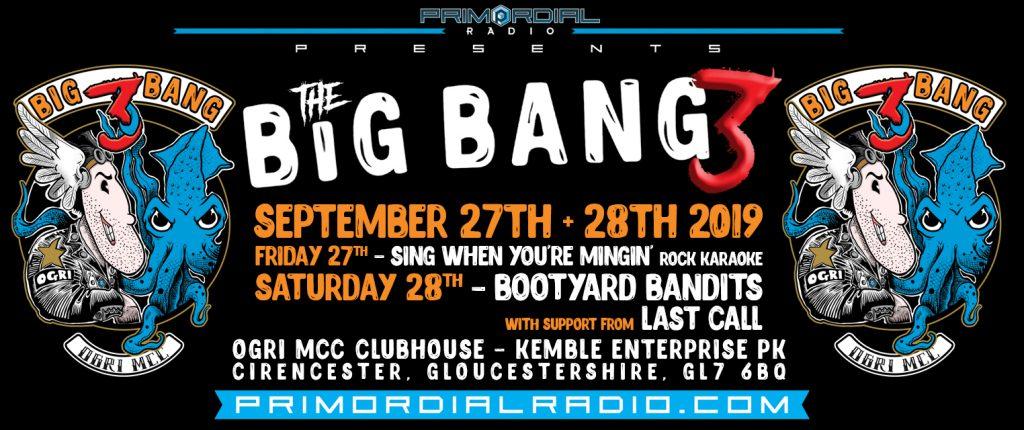 Big Bang 3 at OGRI MCC